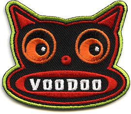 Von Spoon Voodoo Cat Patch Image
