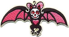 Illicit Baby Bat Patch Image