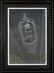 Aaron Marshall - Amaranth Fine Art Print