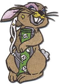 Kozik Bong Bunny Patch Image