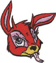 Kozik Bunny Evil Patch Image