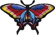 Color Butterfly Patch Image