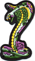 Cobra Patch Image