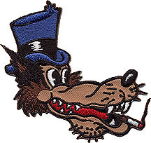 Reed Wolfie Patch Image