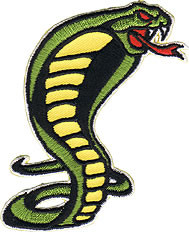 Reed Cobra Patch Image