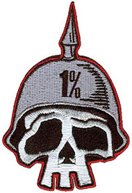 Kruse One Percent Patch Image