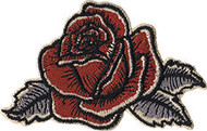Kruse Antique Rose Left Patch Image