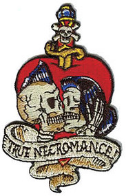 Vince Ray True Necromance Patch Image