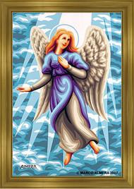 Almera Angel Sarah Fine Art Print Image