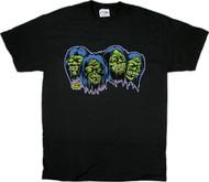 Dirty Donny Shrunken Heads T Shirt