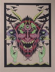 iForbes Snake Eyes Art Print A.P. Image