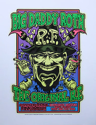 Dirty Donny Ed Roth 2008 Silkscreen Poster Image