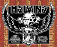 Dirty Donny Melvins 2008 Silkscreen Concert Poster Image