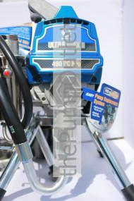 Graco ULTRA MAX II 490 PC PRO AIRLESS PAINT SPRAYER 17C327 W/ GUN HOSE TIP *NEW