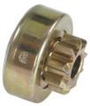 Wps Starter Motor Tigershark Twin Cylinder (26-1138)