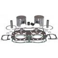Seadoo 580 Platinum Piston Rebuild Kit Wsm Jetski Parts '92+ (580 platinum)