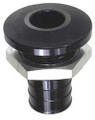 Wps Bilge Pump Outlet- Black (WP18-2073)