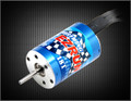 Hobbywing - 18t/2030 (5200kv) 1/18th Scale Sensorless Brushless Motor - 90010010