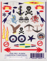 Pine-Pro - 10054 Anchors Aweigh Decal - 10054