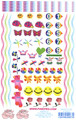 Pine-Pro - 10073 Decal Sheet Girl's - 10073