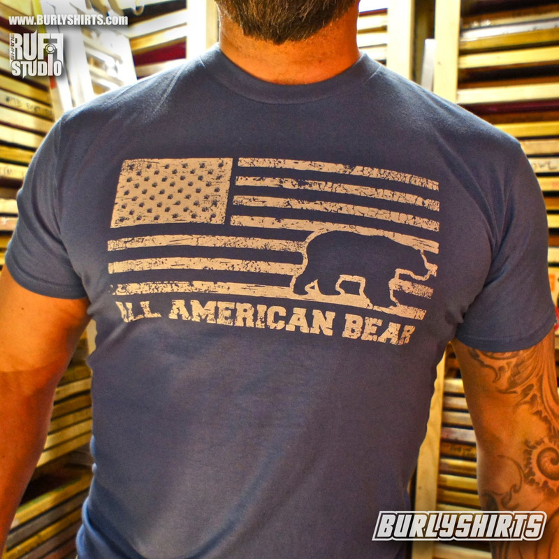 ALL AMERICAN BEAR