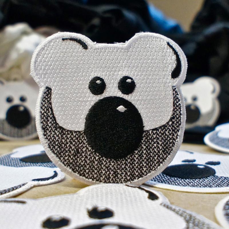 BEARDY BEAR PATCH