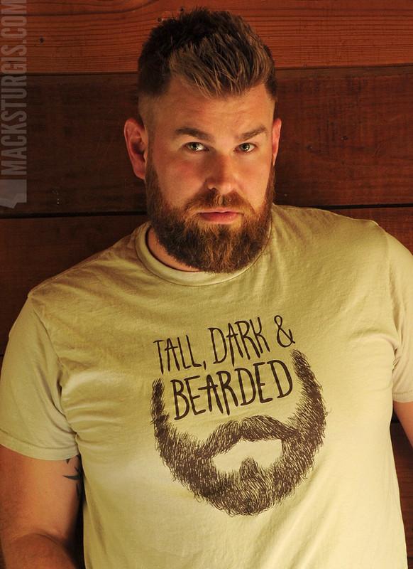 Tall Dark & Bearded