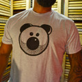 BEARDY BEAR ASH T