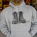 OLD BOOTS HOODIE