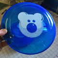 BEARDY BEAR FRISBEE
