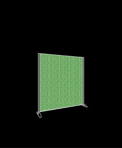 2m x 2m Freestanding Fabric Backdrop Package