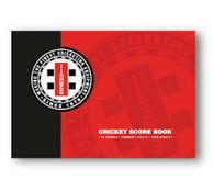 Gray Nicolls Score Book