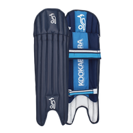 Kookaburra T20 Flare  Wicket Keeping Pads Navy Blue