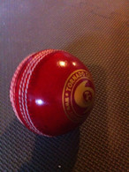 Tornado Cricket  4 Piece Red Cricket Ball