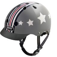 - Nutcase Helmets GEN3 SilverFly 衝上雲霄 | LOTUSmart (HK) - 香港樂濤 - Front View with Visor