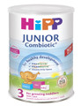HiPP 3 Junior Combiotic Growing up mlik 800g (Photo for reference only) | 喜寶雙益幼兒成長奶粉 800克 (圖片只供參考)