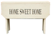 Shown in Old Cottage White with optional lettering on the side from a 7x18 sign