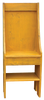 Shown in Old Mustard with optional Shelf below