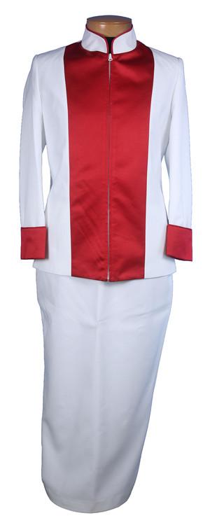 Ladies Clergy 2-Piece Church Suit
