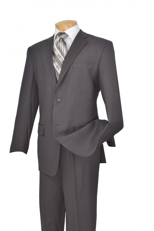2-button classic solid suit - available in 6 colors  u0026 extra long sizes