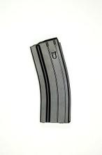 25 Round Magazine 6.5 Stainless Steel Black