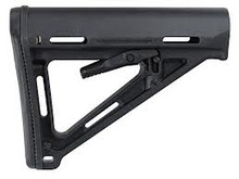 Magpul MOE Buttstock Collapsible Commercial Diameter AR-15 Carbine Synthetic Black