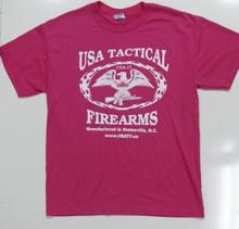 USATF T Shirt (Pink)