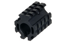 ".750"" ID (Quad Rail) Picatinny Low Profile Gas Block for H-Bar"