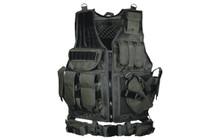 Law Enforcement Tactical Vest - Black