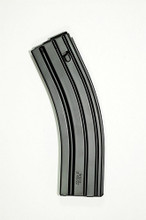 40 Round Magazine 5.56 Stainless Steel Black