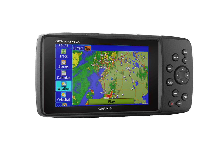 Marine Electronics Garmin GPSMAP 276Cx