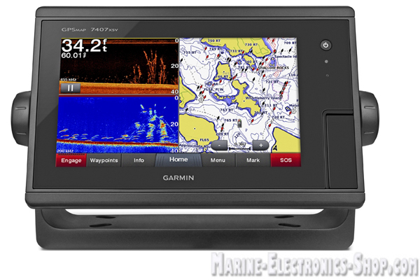 Marine Electronics Garmin GPSMAP 7407xsv