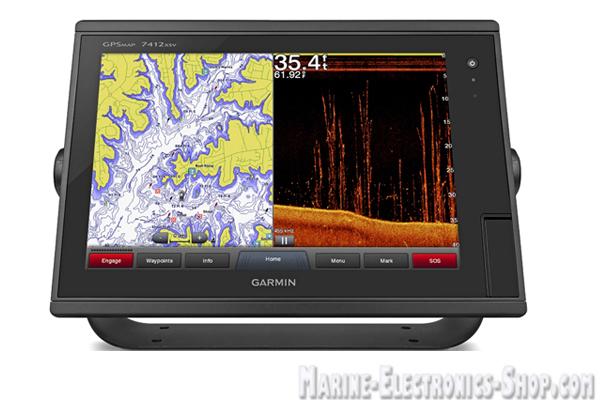 Marine Electronics Garmin GPSMAP 7412xsv
