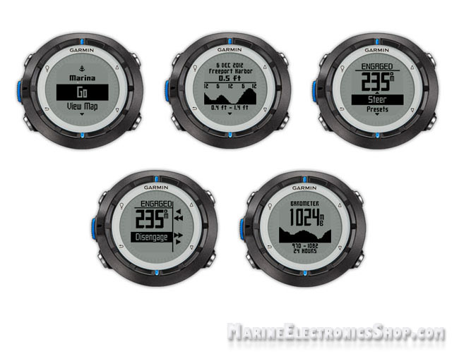 Garmin Quatix main Features
